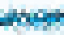 Vector Pixel, Mosaic, Grid Squ...