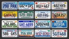 USA American States Vehicle Re...