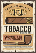 Premium Quality Tobacco Cigars...