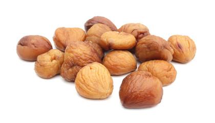 Chataîgnes épluchées / Peeled chestnuts