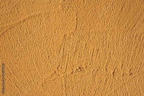 Deurstickers Droogte Paint design wall