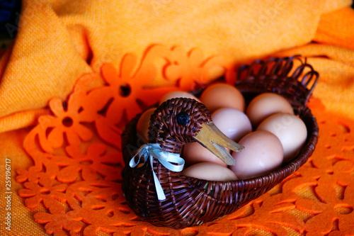 Fototapeta ozdoba stołu,kredensu ,wnętrza,symbol świat, Wielkanoc obraz