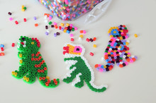 Making From Perler Beads, Mont...