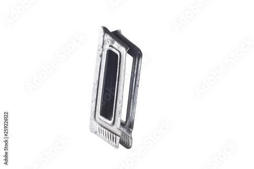 Fotografie, Obraz  Cartridge pack on white background isolate