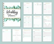 Wedding Planer Organizer With ...