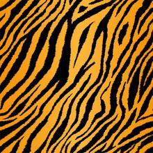 Tiger Stripe Seamless Tiling P...