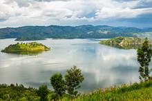 Lake Kivu In Rwanda