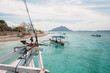 Indonesian boat view 2