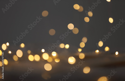 Beautiful Lights On Dark Background Bokeh Effect Buy This Stock Photo And Explore Similar Images At Adobe Stock Adobe Stock