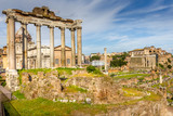 Roman Forum in Rome, Italy - 259298756