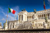 Monument of Victor Emmanuel, Rome, Italy - 259298772