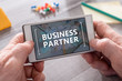 Concept of business partner