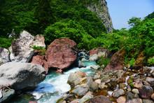Jade Valley, Niigata, Japan