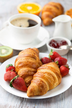 Continental Breakfast Table Wi...