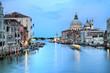 Vista de Venecia desde el Puente de la Academia