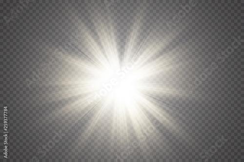 Glow light effect Canvas-taulu