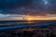 Sunset Kailua Kona Hawaii Beach