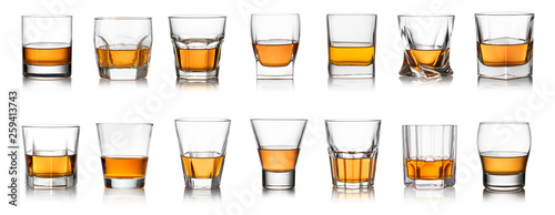 Photo Glass of whisky