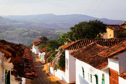 Photo BARICHARA,SANTANDER,COLOMBIA