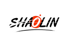 Shaolin Word Text Logo Icon Wi...