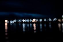 Night Twilight Blurred Light G...