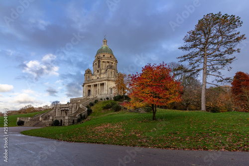 Ashton Memorial in Williamson Park, Lancaster Canvas-taulu