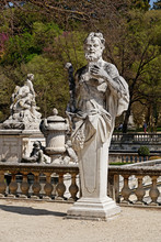 Statue Dieu Pan