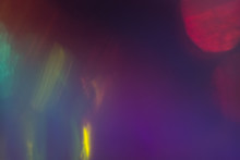 Blurred Multicolor Abstract Le...