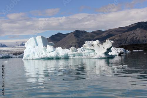 lagon glaciaire