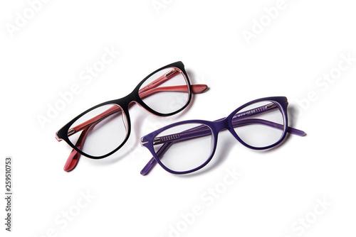 Obraz two of eyeglasses - fototapety do salonu