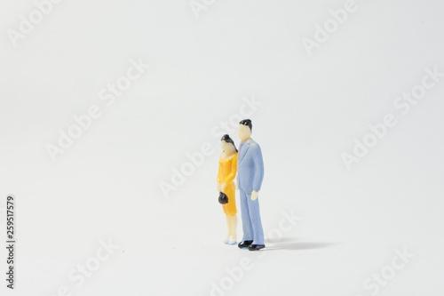 Fotografia  デートをするカップル