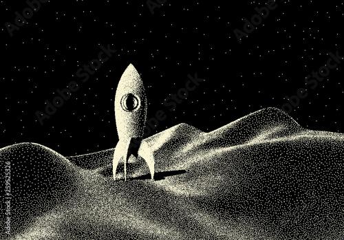 sceniczny-pokaz-rakiety-na-innej-planecie