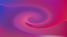 Pink And Blue Twirling Vortex Background Image