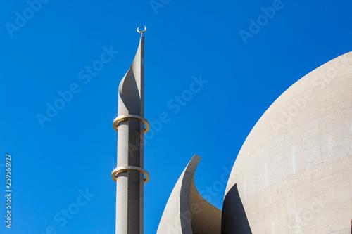 Fotografija Moschee, Zentralmoschee in Köln Ehrenfeld