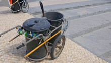 Street Sweeper Car, Street Cleaning, Cleaning Cart