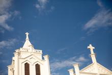 Church Steeples In Key West, Florida