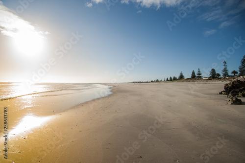 Fotografie, Obraz  Summer background at the beach