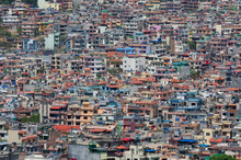 Densely Populated City