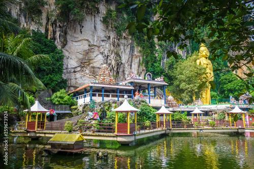Poster de jardin Kuala Lumpur Batu caves temple, Kuala Lumpur, Malaysia