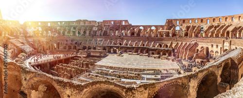 Foto Roman Colosseum, Rome, Italy