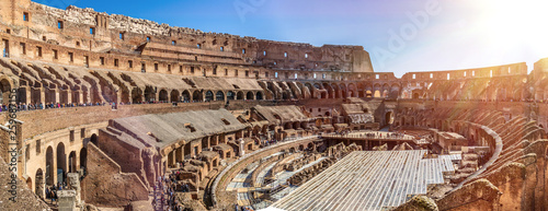 Photo Roman Colosseum, Rome, Italy
