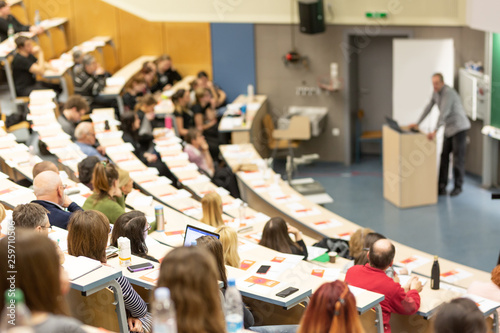 Obraz na płótnie Conference and Presentation