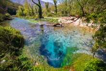 The Blue Eye Spring (Syri I Ka...