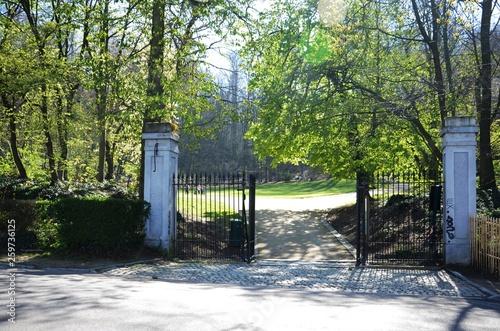 Fotografie, Obraz  Bruxelles ((Belgique) : Parc Duden de Forest