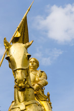 "Jeanne D'Arc ""The Maid"" Symbol..."