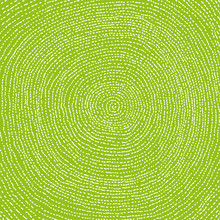 Abstract Natural Green Spiral Background