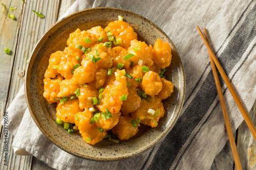 Homemade Asian Boom Shrimp