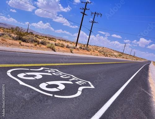 Papiers peints Route 66 U.S. Route 66 highway.