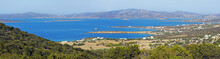 Panoramic View Of Bays And Cov...