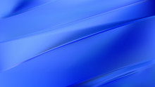 Abstract Cobalt Blue Diagonal Shiny Lines Background Vector Image